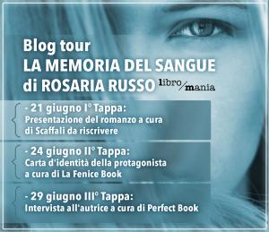 Blogtour Libromani
